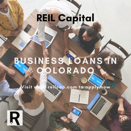 REIL Capital provides business loans in CO. You can request more info about business funding in Colorado by visiting our website reilcap.com or calling us today (888) 601-7345!