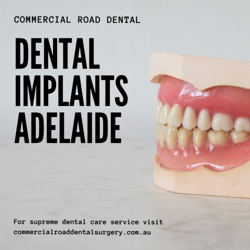 By using the latest technologies, our friendly staff will help ease the pain as you receive your inclusive dental care like dental implants in our Adelaide dental care office.